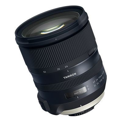 Tamron 24-70mm f2.8 Di VC USD G2 Lens - Nikon Fit