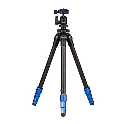 Benro Slim Carbon Fibre Tripod kit + N00 Ball Head