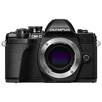 Olympus OM-D E-M10 Mark III Digital Camera Body - Black