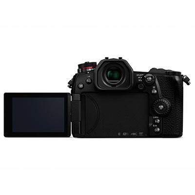 Panasonic Lumix G9 Digital Camera with 12-60mm F2.8-4.0 Leica Lens