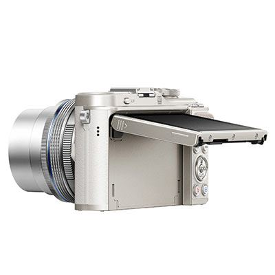 Olympus Pen E-PL9 Digital Camera with 14-42mm Lens - White