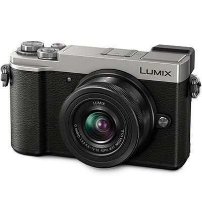 Panasonic LUMIX GX9 Digital Camera with 12-32mm f3.5-5.6 Mega OIS G Lens