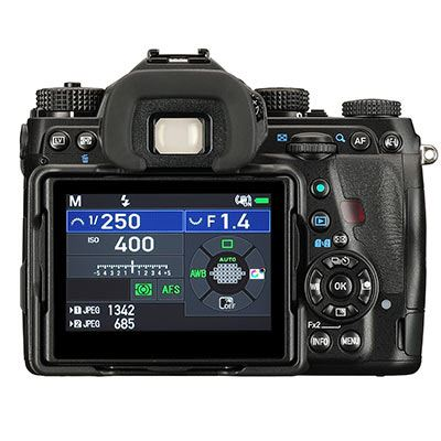 Pentax K-1 Mark II Digital SLR Camera Body