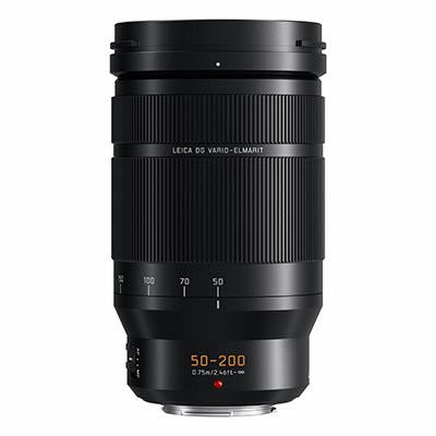 Panasonic 50-200mm f2.8-4.0 LEICA DG VARIO-ELMARIT POWER O.I.S. Lens
