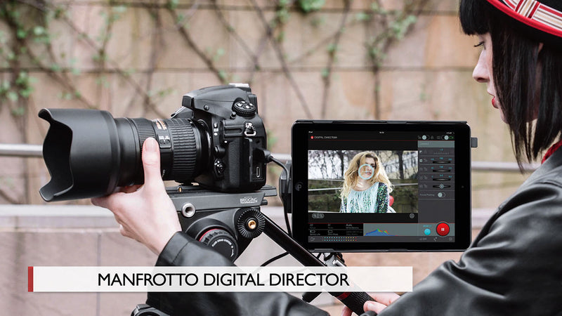 Manfrotto Digital Director for iPad Pro