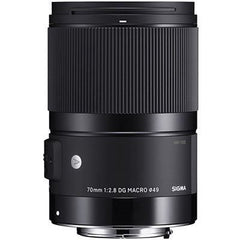 Sigma 70mm f2.8 DG Macro Art Lens - Sony E Fit