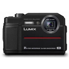 Panasonic Lumix FT7 Digital Camera - black