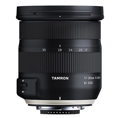 Tamron 17-35mm f2.8-4 Di OSD Lens - Canon Fit