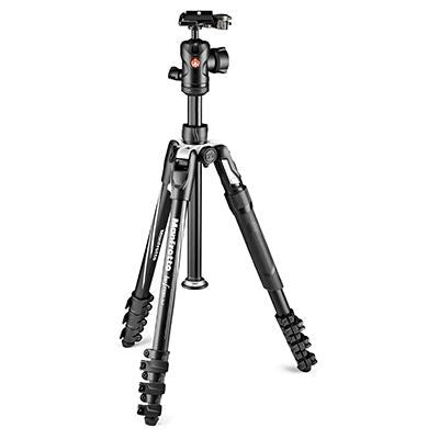 Manfrotto Befree 2 in 1 Aluminium Lever Lock Tripod/Monopod & Ball Head