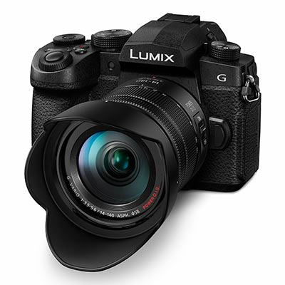 Panasonic Lumix DC-G90 Digital Camera with 14-140mm II Lens