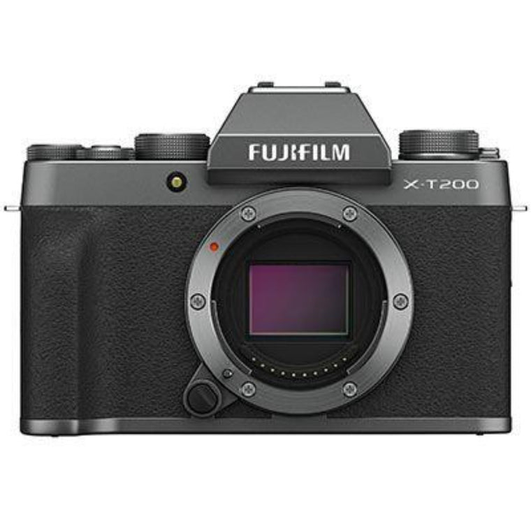 Fujifilm X-T200 with Black XC15-45mm lens  - Pre-Order