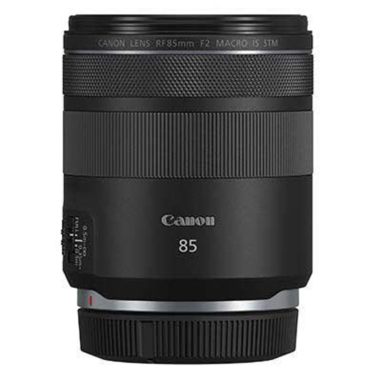 Canon RF 85mm f2 IS Macro STM Lens - Pre-Order