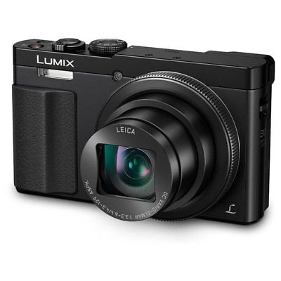 Panasonic LUMIX DMC-TZ70 Digital Camera - Black