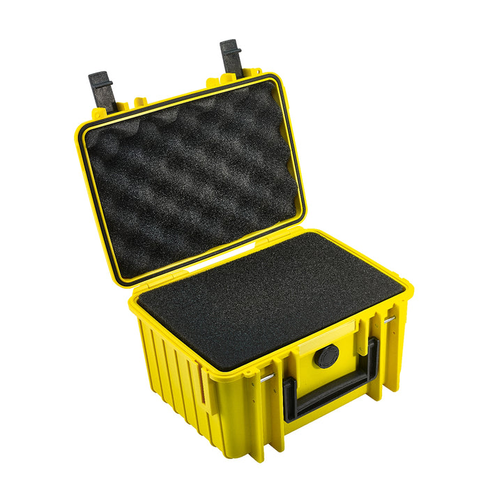 B+W Outdoor case 2000 Yellow SI