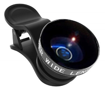 Kenko REAL PRO CLIP LENS SUPER WIDE ANGLE 165° (0.4x) - Cambrian Photography - 1