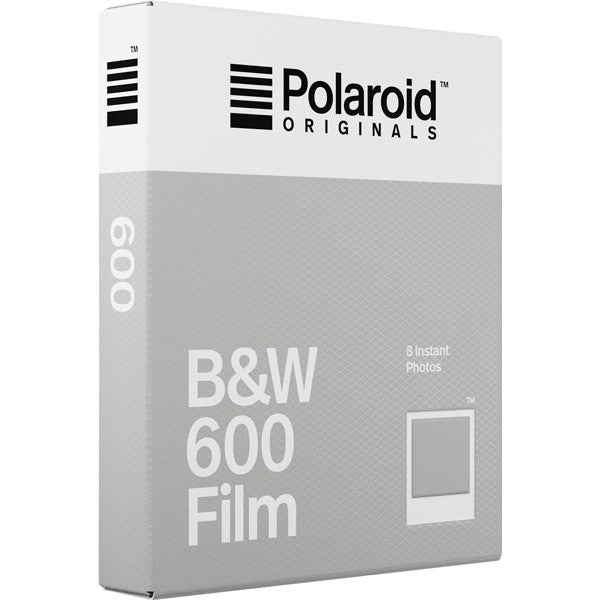Polaroid Original B&W Film for 600
