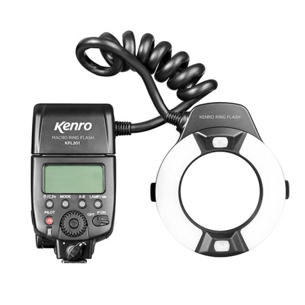 Kenro Macro Ring Flash ( Canon Fit )