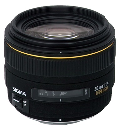 Sigma 30 mm f2.8 EX DC Macro Lens Nikon Fit - Cambrian Photography