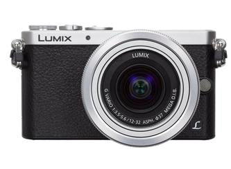 Panasonic Lumix DMC GM1 K & 12-32mm Silver