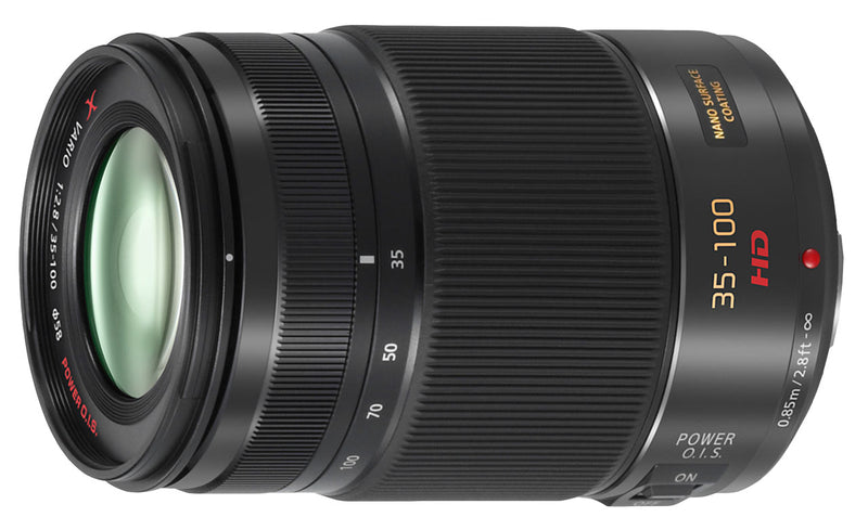 Panasonic 35-100mm F2.8 OIS Lens