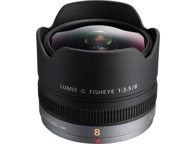 Panasonic Lumix G 8mm F3.5 Fisheye