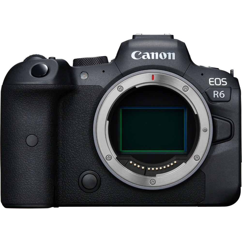 Canon EOS R6 Digital Camera - Body only