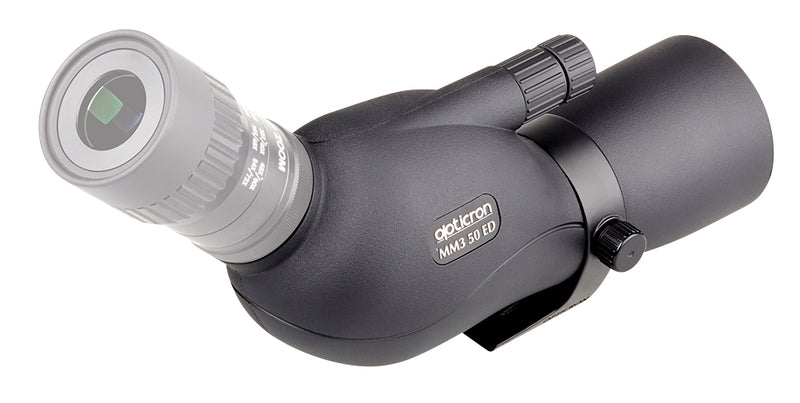 Opticron MM3 ED 50 TravelScope - Angled