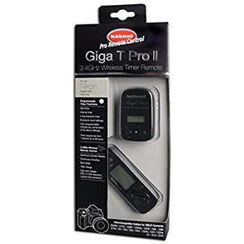 Hahnel Giga T Pro II Wireless Timer Remote Panasonic