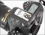 PocketWizard MiniTT1® Transmitter with ControlTL® for Canon