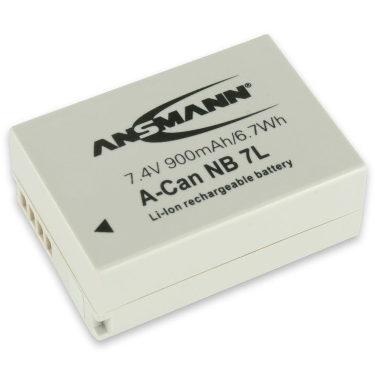 Ansmann Canon NB-7L Battery (Broken Box)