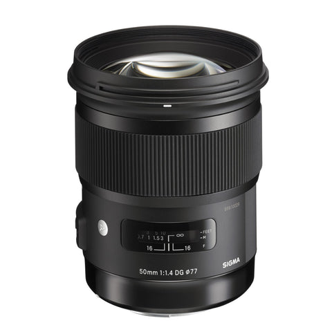 Sigma Art 50mm F1.4 DG HSM | A - Canon Fit - Cambrian Photography - 1