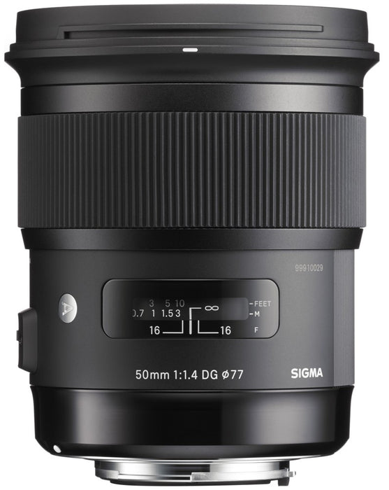 Sigma Art 50mm F1.4 DG HSM | A - Nikon Fit - Cambrian Photography - 3