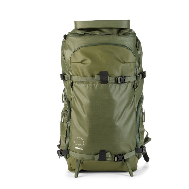 Shimoda Action X50 Backpack - Army Green