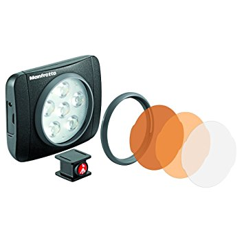 Manfrotto Lumimuse 6 LED Light - Black