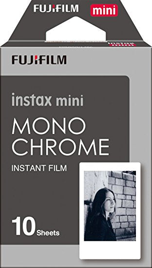 Fujifilm Instax Film Mini Monochrome