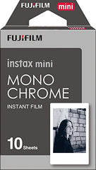 DISCONTINUED - Fujifilm Instax Film Mini Monochrome