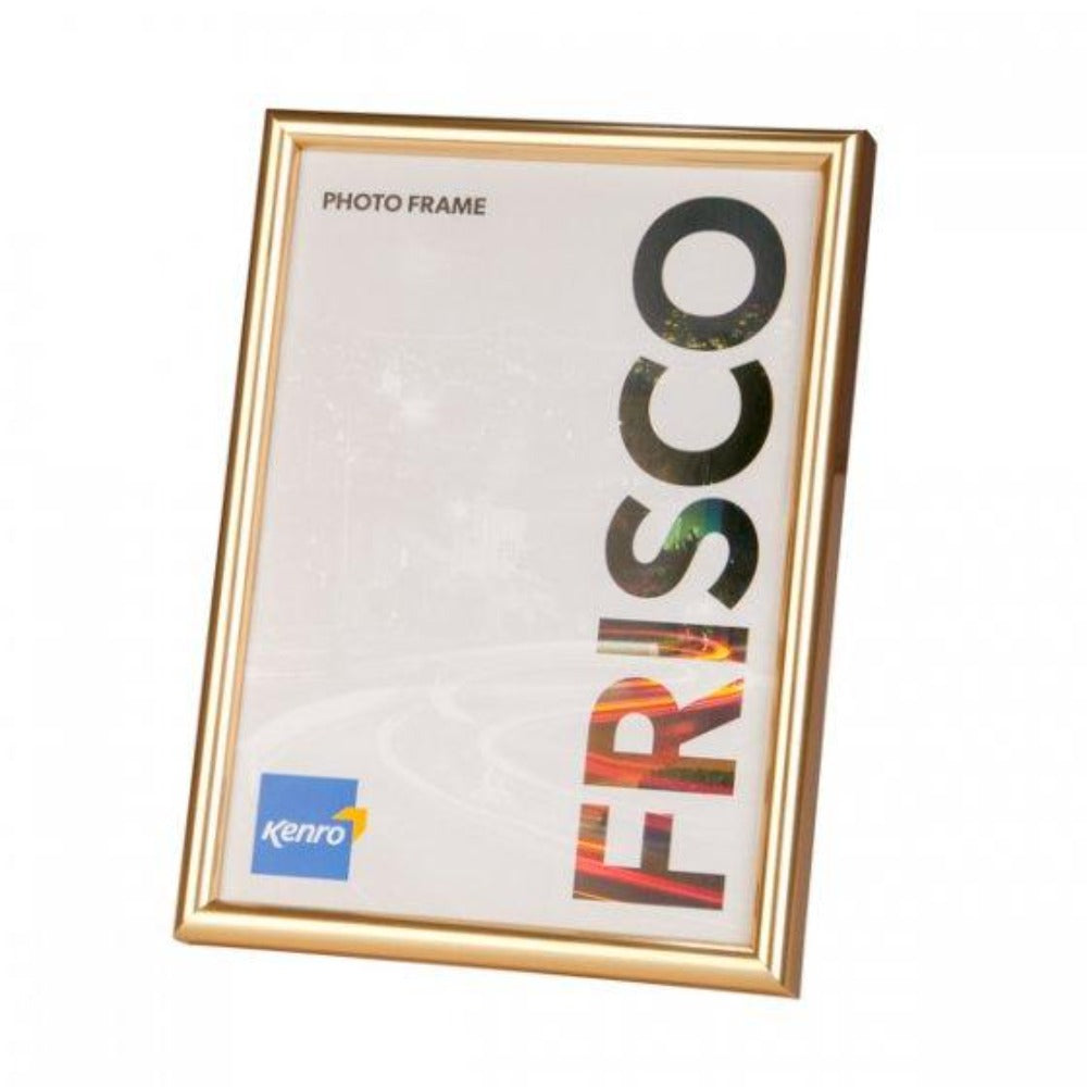 Kenro Frisco 10x8 Frame Gold – Cambrian Photography