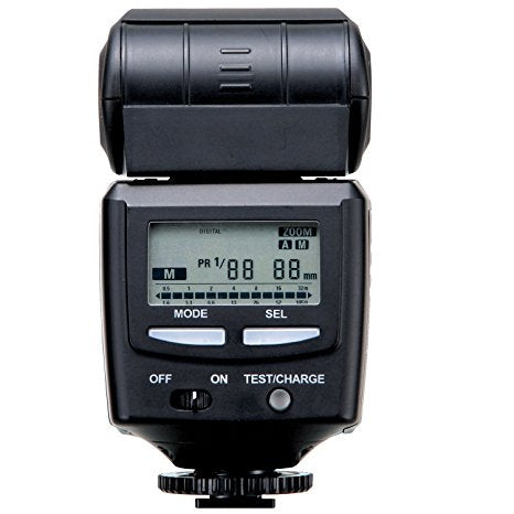 Sunpak power zoom 42x Sony Flash