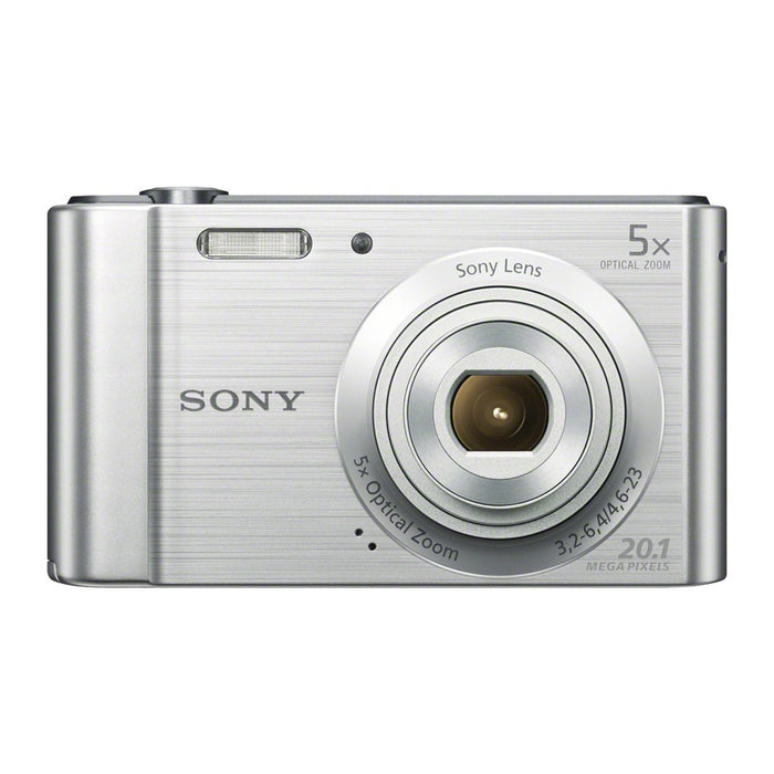 Sony DSC-W800 Digital Camera Silver