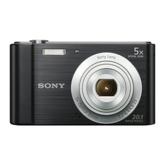 Sony DSC-W800 Digital Camera Black