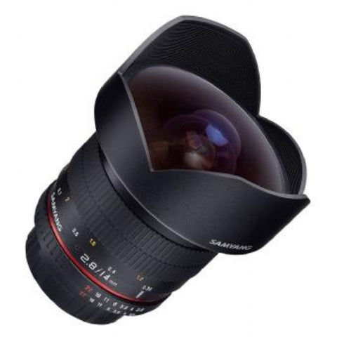 Samyang 14mm F2.8 ED AS IF UMC CANON - Cambrian Photography