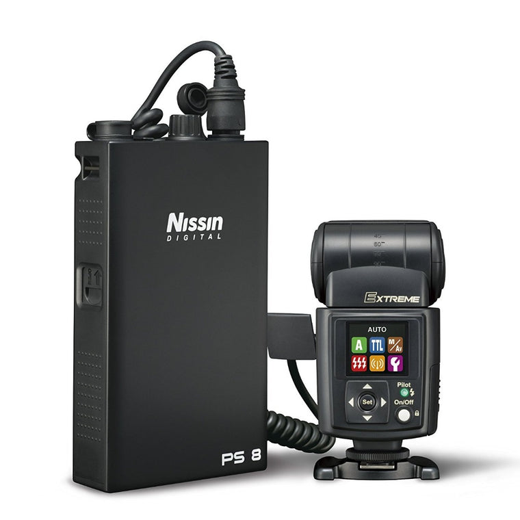 Nissin PS 8 Power Pack - Canon