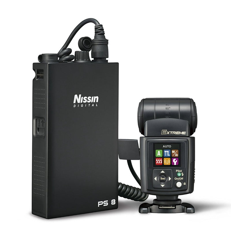 Nissin PS 8 Power Pack - Nikon