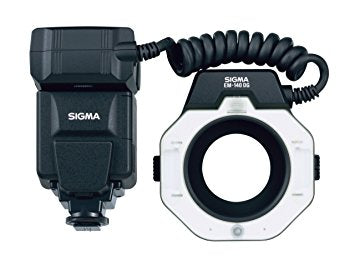 Sigma EM-140 DG Macro Flash for EO-ETTL - Canon fit