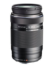 Olympus 75-300mm f4.8-6.7 II M.ZUIKO ED Micro Four Thirds Lens - Black