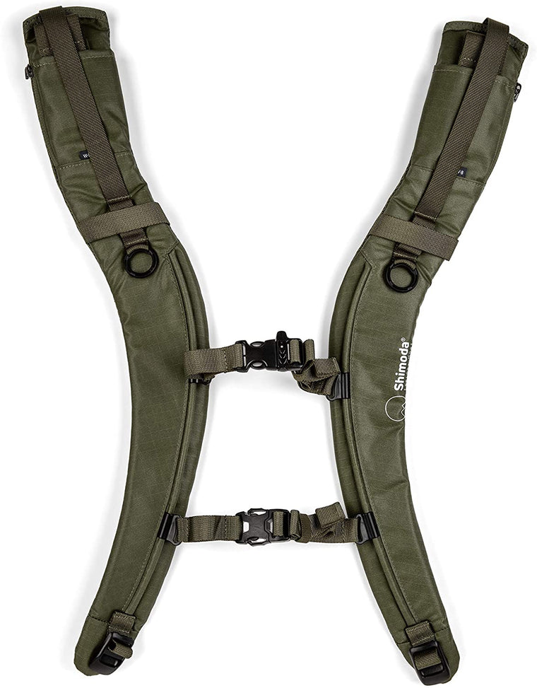 Shimoda Shoulder Strap - Women's Simple - Army Green