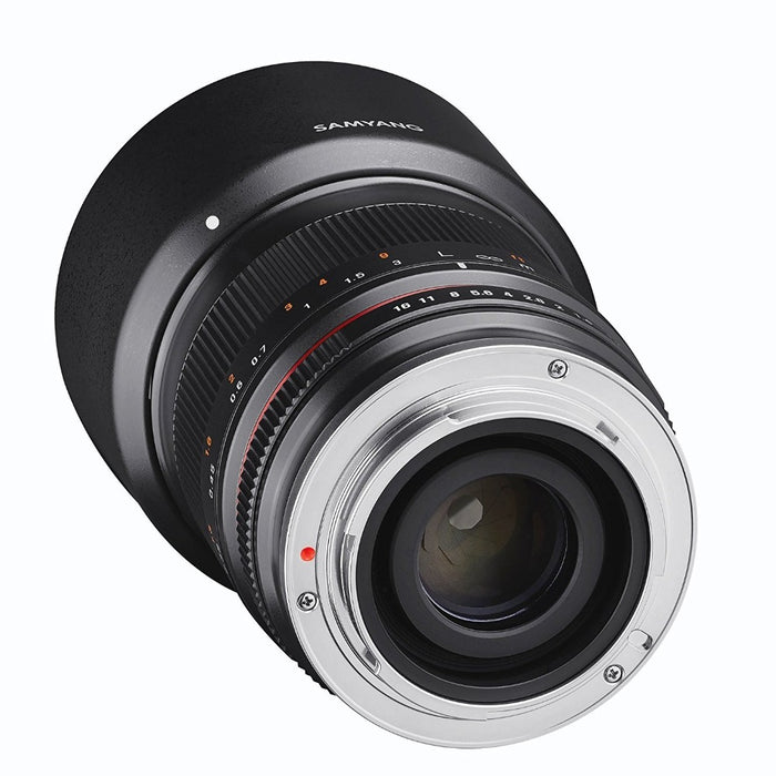 Samyang 35mm f1.2 ED AS UMC CS Lens - Fuji X Fit