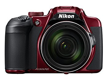 Nikon Coolpix B700 Bridge Camera - Red