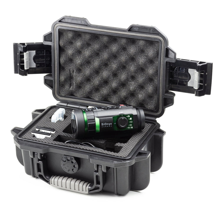 SiOnyx Aurora Colour Action/IR Night Vision with Hard Case