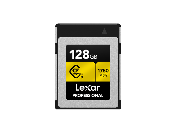 Lexar Professional CFexpress Type B Card - 128GB